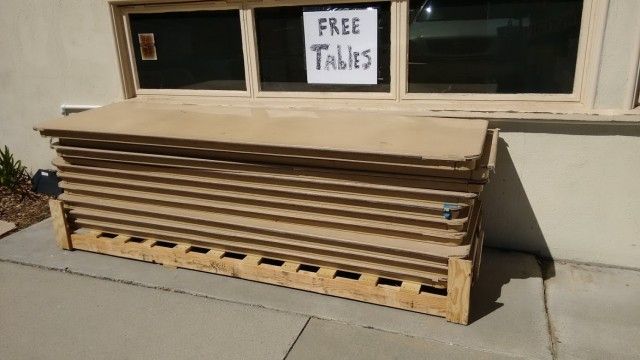free tables 6